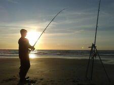 Angelurlaub Nordsee Fischen Angeln Brandungsangeln Urlaub Haie Meerangeln
