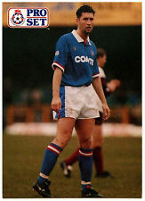 Lee Turnbull Chesterfield #438 Pro Set Football 1991-2 Trade Card (C364)