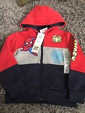 Spiderman Hoody Age 3