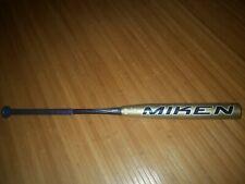 Miken Ultra Fusion Johnny Bailey Maxload 26oz Senior Softball Bat Used