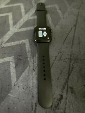 Apple Watch Series 5 40mm Space Gray Aluminium Case Black Band