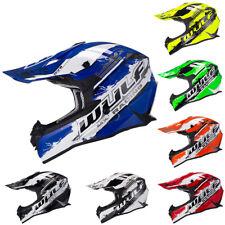 Wulfsport Adult Helmet Off Road Pro MX Motocross Helmet Racing Quad Bike ATV