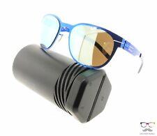 Brand New ic!berlin Sunglasses 128 Luftfracht Electric Blue For Men Women