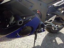 R&G RACING Crash Protectors - Yamaha YZF-R6 2003-2005  **BLACK**