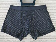 HACKETT Jersey Trunk Mens Classic Fit Navy Underwear Size S Boxer Short BNIB