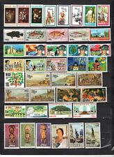 Niue - Lot Of Early Unused MH/OG Stamps {NU5}