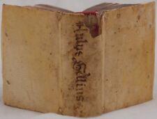 AULI GELLII NOCTIS ATTICAE AULO GELIO 1591 LETTERATURA CLASSICA COMPLETO
