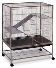 BEST PRICE Prevue Hendryx Rat and Chinchilla Cage with Stand. 31 x 20 x 40.