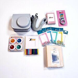 Camera Case & Accessory Bundle Kit Set Compatible W/ Fujifilm Instax Mini 7s 8 9