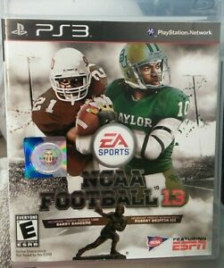NCAA Football 13 For PS3, Rated E For Everyone