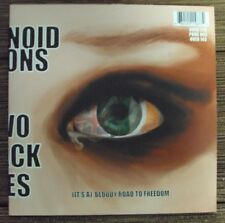 """PARANOID VISIONS Two Black Eyes 7"""" NEW punk imp. Overground Inflammable Material"""