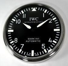 IWC SCHAFFHAUSSEN MARK XVI BIG PILOTS AUTOMATIC TIMEPIECE ADVERTISING DISPLAY