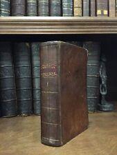 1789 FIRST ED Francis Asbury THOMAS COKE Arminian Magazine METHODIST Wesley