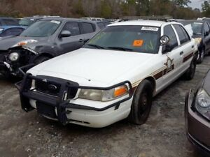 2011 ford crown victoria Horn