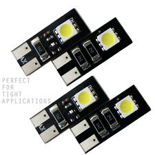 6000K White LED Under Door courtesy Light Bulbs for Mercedes CLA C (4 Pack)