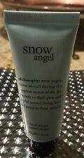 Philosophy Snow Angel Hand Cream Tube 1 Oz Sealed Tube.