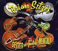 Brian Setzer - Setzer Goes Instru-Mental! Neuf CD