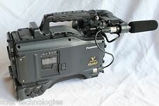 Panasonic AJ-HPX3700 VariCam   Test & Collect, Minimum 1 YEAR WARRANTY included