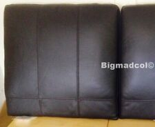 Ikea Stockholm ONE single Brown Seglora Leather Headboard cushion x 1