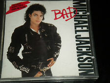Michael Jackson - Bad - CD Album - 1987 - 11 Great Tracks