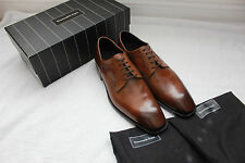 NEW Ermenegildo Zegna COUTURE XXX OXFORD Shoes 10EE/11US  STYLE @ DEAL
