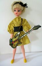 Pretty  Vintage 1983 'Pop Singer' Sindy doll / Sad Face Princess Diana Doll