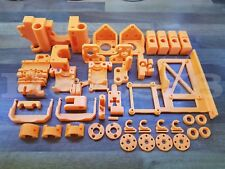 Reprap prusa i3 MK2 Imprimante 3D Kit de pièces ABS Orange