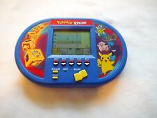 Electronic Pokemon Yahtzee Handheld Game 1999