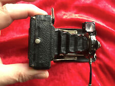 RARE !  Ernemann 4,5x6,5 mini camera / Kamera with vilar 6,8 / 8cm lens - Obj.