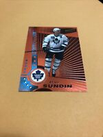 Mats Sundin 97-98 Dynagon Copper Card Maple Leafs