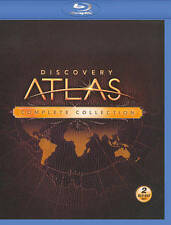 Discovery Atlas: Complete Collection (DVD, 2009, 3-Disc Set).NEW/ SEALED