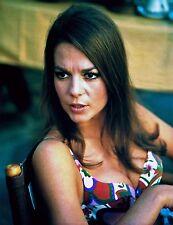 Rare Still Natalie Wood  Color Closeup STUNNING POOL SIDE