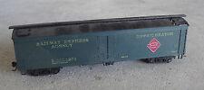 Vintage HO Scale REA RFX 1268 Reefer Car