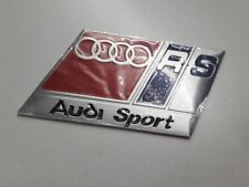 AUDI Sport RS Badge AUDI 100 200 80 90 A2 A3 A4 A5 A6 A7 A8 Q3 Q5 Quattro RS2 RS