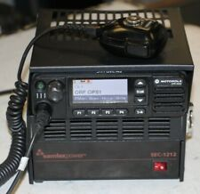 Motorola XPR 5550 Radio with Samlex SEC-1212 Power Supply •Free Shipping•