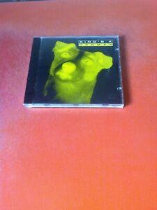 KING'S X Dogman CD Album!