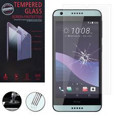 1 Film Verre Trempe Protecteur Protection Haute Qualite pour HTC Desire 650