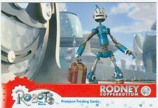 Robots The Movie Promo Card P-1