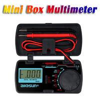 Pocket Multimeter DC Current AC DC Voltage Resistance Electrican