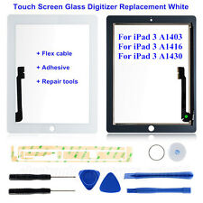 Front Touch Screen Glass Digitizer Replacement For iPad 3 A1416 A1403 A1430 USA