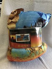 The Lion King Support Pillow Blue