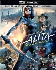 Alita: Battle Angel [New 4K UHD Blu-ray] 4K Mastering, Digital Copy, D