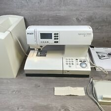 PFAFF Tiptronic 2040 Electronic IDT Sewing Embroidery w Foot Pedel & Manual