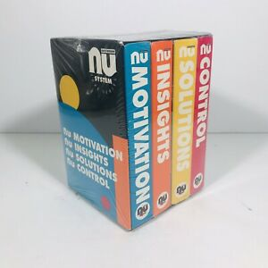 Nutrisystem Weight Loss Motivational Audiotapes Vintage 1992 Insights Solutions