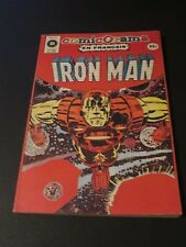 1972-73-74 COMICORAMA EDITIONS  HÉRITAGE IRON MAN THOR SHARP COPY ! IN FRENCH
