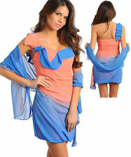 One Shoulder Formal Regular Size Dresses for Women