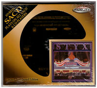 Audiophile AF SACD 174 Styx - Paradise Theater SEALED #101