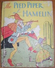 1931 The Pied Piper of Hamelin - Illustrated by Jack Perkins