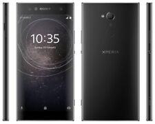 "Sony Xperia XA2 4G 5.2"" Black Smartphone 32GB Unlocked-Phone Only A Grade"