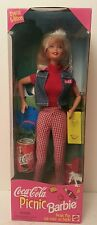 Barbie 1997 COCA COLA PICNIC Coke Special Edition #19626 NIB